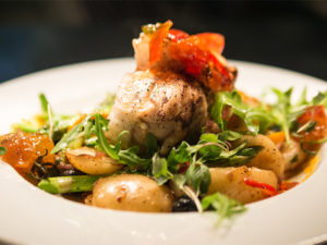 Novar Arms Hotel Scottish produce food and Restaurant and dining