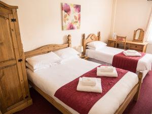 Novar Arms Hotel accomodation